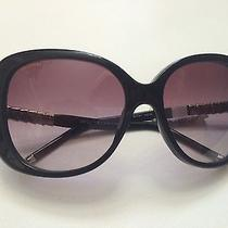 Bvlgari Sunglasses Bv 8105b 501/8h Black Violet Gradient 59mm Photo
