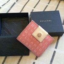 Bvlgari Wallet Photo