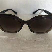 Bvlgari Womens Sunglasses Brown/pink/gold/diamonds 8213-B 5463/13 55 19 140 Photo