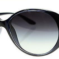 Bvlgari Womens Blue Sunglasses Bv 8128b 10048g Sz 58 Photo