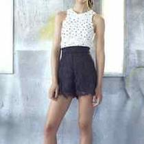 C & M Camilla and Marc  Temperance Shorts  Shorts (Black) Szie 10 Photo