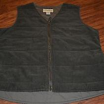 C9- Eddie Bauer Collins Bay Vest  Size S Photo