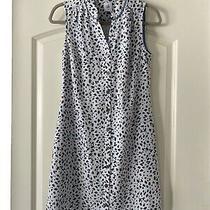 Cabi 109 Modern Camilla 5233 Leopard Printed Casual Shirt Dress Size Xs Photo