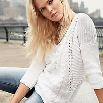 Cable Knit Express London Tunic Sweater Photo