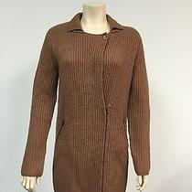 Cacharel Brown Sweater Coat  Photo