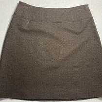 Cacharel  Womens a-Line Skirt Brown Polyester  38/6 Photo
