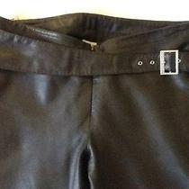 Cache Lamb Leather Pants Photo