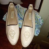 Calico Lites Lambs or Glove Leather Flats 10 Medium Photo