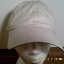 Callaway Golf Ball Cap by the Game One Size Fits Most Khaki With Orange Letters. Photo