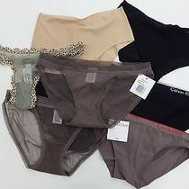 Calvin Klein and Cosabella Womens Assorted Lot of 8 Panties Size S Photo
