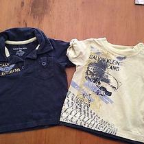 Calvin Klein Baby Boys T Shirts (2)  Photo