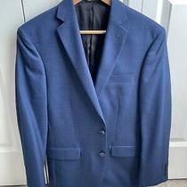 Calvin Klein Blue Blazer Sportcoat 36r. Great Condition. New Photo