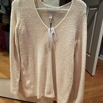 Calvin Klein Blush Pink Sweater Extra Small Photo