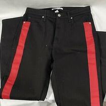 Calvin Klein  Ckj 010 Slim Black Women Jeans Modern Classic Size 30 Nwt Photo