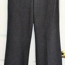 Calvin Klein Dark Gray Dress Pants - Size 8 Photo