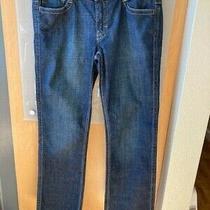 Calvin Klein Jeans Women Size 12  Lean Bootcut  Blue Jeans Photo