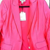 Calvin Klein Ladies Blazer Medium Photo