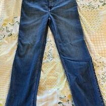 Calvin Klein Mens Jeans Size 36 32 Straight Photo
