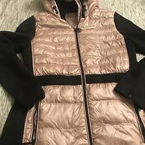 Calvin Klein Performance Down Jacket Size Medium Blush Originally 129 Photo