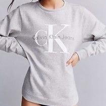 Calvin Klein Sweatshirt Small Nwot  Photo