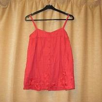 Cami Strap Paradise Pink Top by Billabong Size 2 Photo