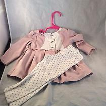 Camilla 2 Piece Baby Girl Set Size 18 M Box M Photo