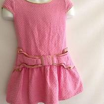 Camilla 4t Pink Dress Spring Summer  Photo