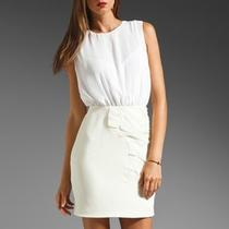Camilla and Marc Eden Ivory Dress in Stores Now 590 in Size 6 Photo