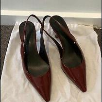 Camilla and Marc Marinetti Slingback Heels Photo