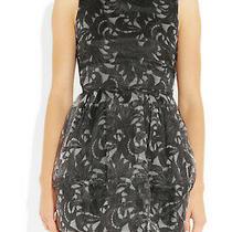 Camilla and Marc   Myth Lace-Print Organza Dress - Size 12 / New Photo
