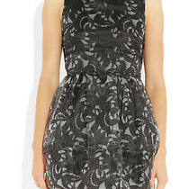 Camilla and Marc   Myth Lace-Print Organza Dress - Size 12 / New Photo
