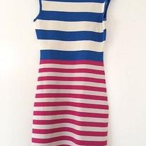 Camilla and Marc Striped Dress Size M Photo
