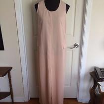 Camilla Arthur Milano Vintage Pink Maxi Dress Photo