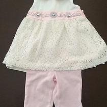 Camilla Baby Girl Infant Dress With Capri Pants Size 3-6 Months  Photo