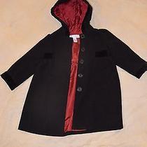 Camilla Black Holiday Coat 2t Photo