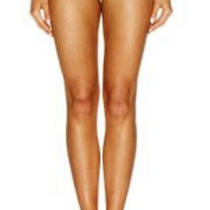 Camilla Black Tab Tie Pant 4 Express Franks Size Xs Small Embellished Bikini Photo