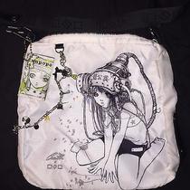 Camilla d'errico Tanpopo Strap Purse Collectible Art Bag Sdcc Oso Design  Qee Photo