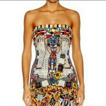 Camilla Echoes of Engai Beaded Corset Top Photo