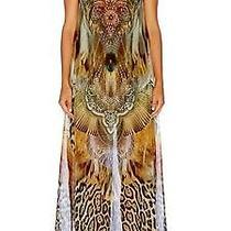 Camilla El Salvaje Sheer Overlay Dress Size 2  Photo