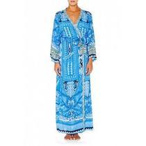 Camilla Franks Brand New a World Between the Warp Kimono Dress Robe Photo