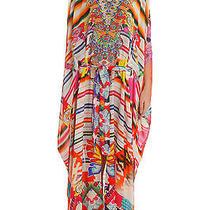 Camilla Franks Brand New Belted Swarovski Kaftan Dress One Size Photo