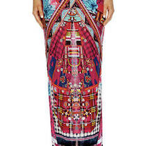 Camilla Franks Desert Discotheque Long Overlay Skirt Size Xs Small 4 Express Photo