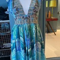 Camilla Franks Dress. Camilla With Love. Size 2 Silk Photo