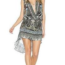 Camilla Franks Girl on the Wing Cross Over Dress Xs Bnwt Photo