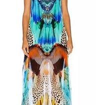 Camilla Franks Jungle Flight Sheer Overlay Dress Size 2 (M) Bnwt Photo