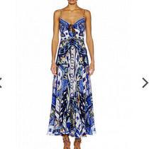 Camilla Franks Rhythm and Blues Tie Front Dress 8  Photo