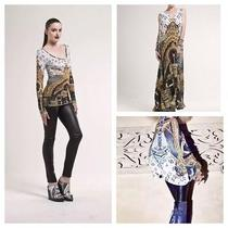 Camilla Franks Riad Long Sleeve Undergarment Top Kaftan M  L  Photo