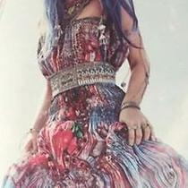 Camilla Franks Silk Fabric of My Forebears Skirt Dress Kaftan  Photo
