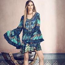 Camilla Franks the Creator a Line Frill Dress Xs Bnwt Photo