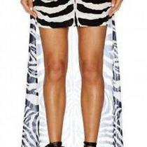 Camilla Franks the Fiera Short Skirt Long Back Overlay Size 1 Small 4 Express Photo